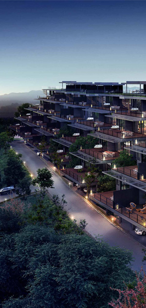 Ecological Condominium & Resort